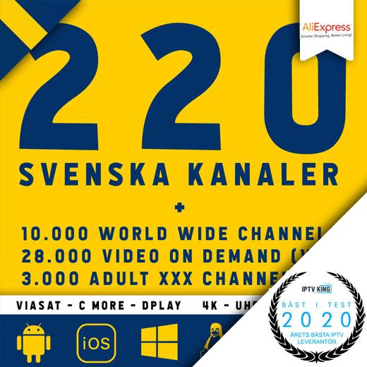 10000-IPTV-KANALER