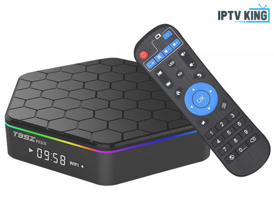IPTV-Box-med-android