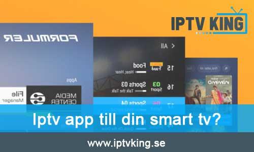 Iptv-appar-för-smart-tv