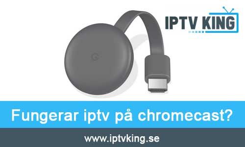 Iptv-på-chromecast