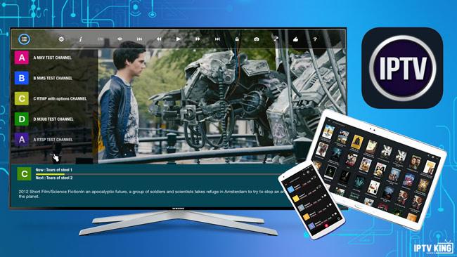 Streama-IPTV-kanaler-på-chromecast