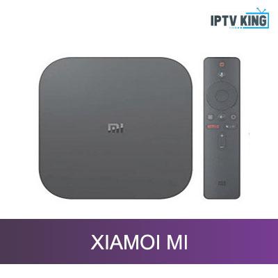 XIAMOI-MI-4K-MEDIASPELARE-FÖR-IPTV